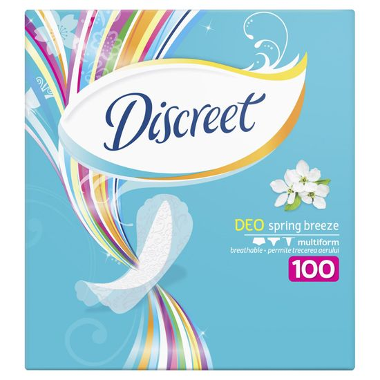 Discreet Multiform Spring Breeze Intímky 100 ks