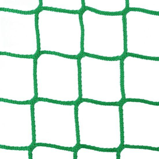shumee 4 db kerek polipropilén szénaháló 1 x 1 m
