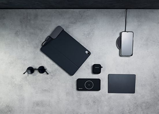 EPICO Wireless PD powerbank, črn (9915101300114)
