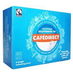 Cafédirect Černý čaj bez kofeinu Kenya 80x2g