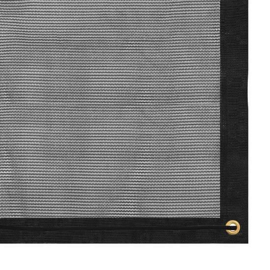 shumee Siatka transportowa, HDPE, 2,5 x 4 m, czarna