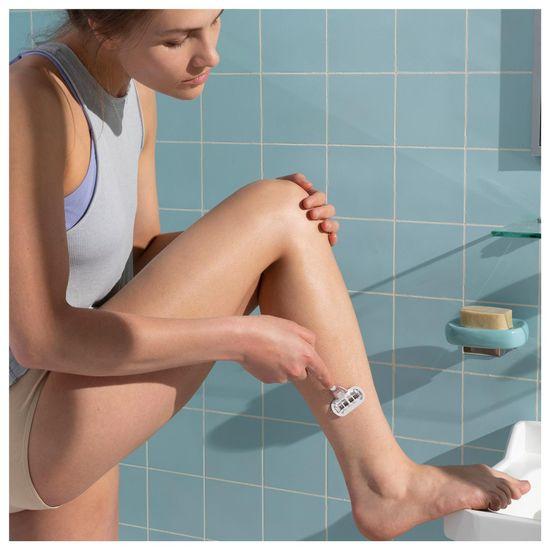 Gillette maszynka damska do golenia Venus Extra Smooth Rose Gold + 2 szt. głowic zapasowych