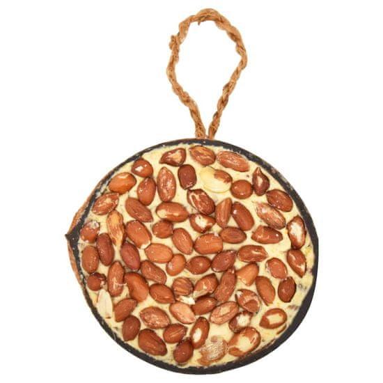 shumee Ptičja hrana v polovici kokosovega oreha 10 kosov 290 kg