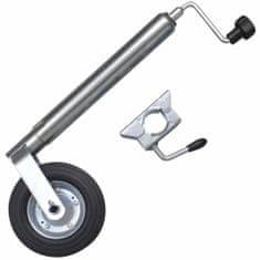 Vidaxl 48 mm opěrné kolečko s 1 svorkou