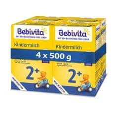Bebivita JUNIOR 2+ - 4 x 500g