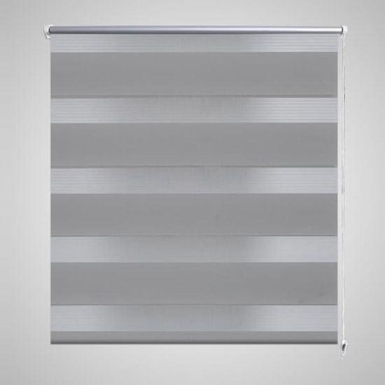 shumee Roleta Zebra (80 x 150 cm) Szara
