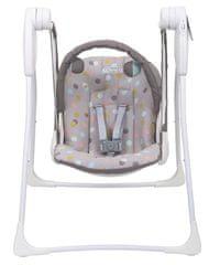 Graco Baby Delight confetti grey