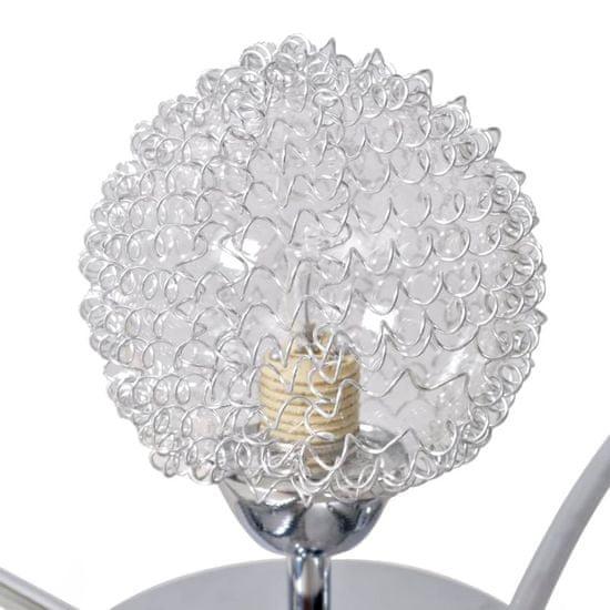 shumee Mennyezeti Lámpa Háló Vezeték 5 G9 Izzók