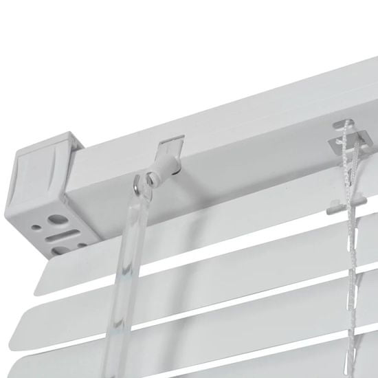 shumee ablakredőny alumínium 60x130 cm fehér