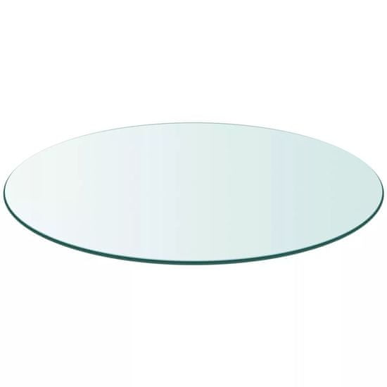 shumee Blat stołu szklany, okrągły 500 mm