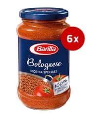 Barilla Bolognese omaka, mesna, 6 x 400 g