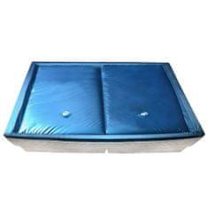 shumee Sada oddelených vodných matracov s podšívkou 200x220 cm F3