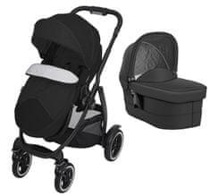 Graco wózek dziecięcy 2w1 Evo XT black 2020