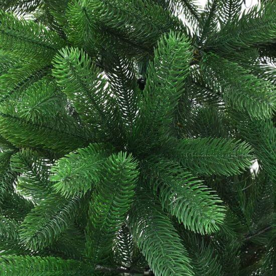 shumee zöld műfenyő élethű tűlevelekkel 150 cm