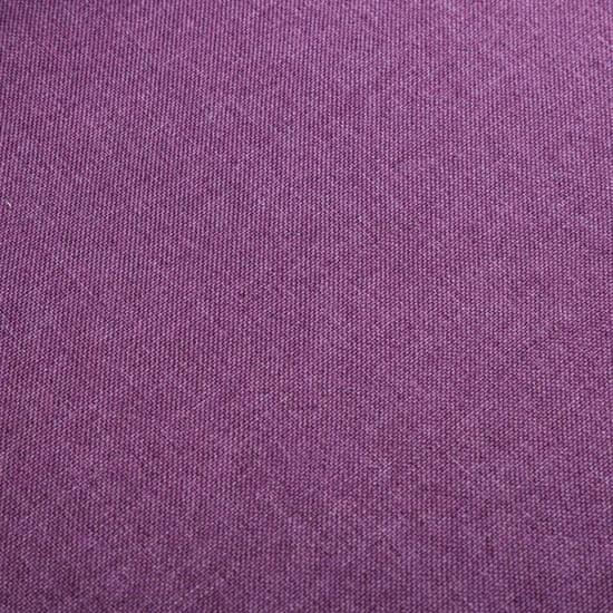 slomart Fotelj iz vijoličnega blaga