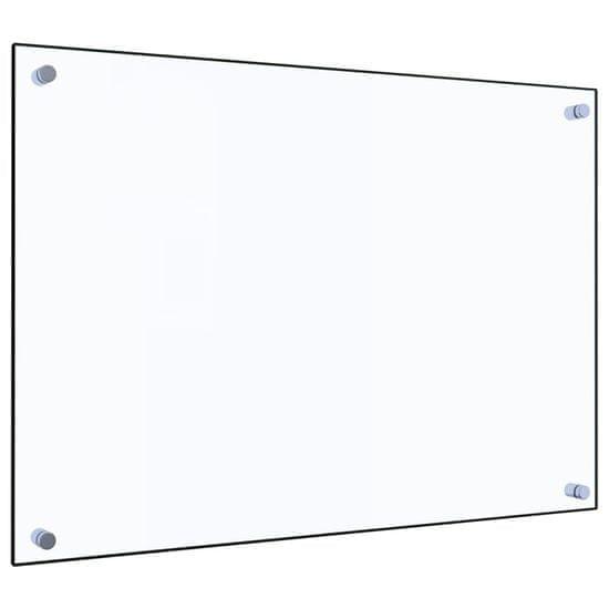 shumee Kuchyňský panel průhledný 70 x 50 cm tvrzené sklo