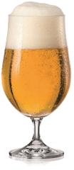 Crystalex BEER sklenice 380 ml 4 ks