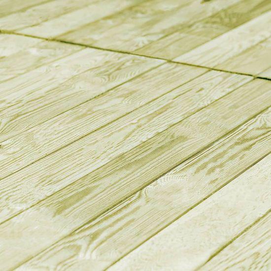 shumee 10 ks terasová prkna 1,87 m² dřevo