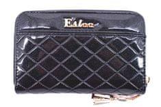 Arteddy Dámská/dívčí lakovaná peněženka Eslee - tmavě modrá