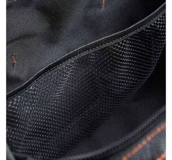 VonHaus torba za orodje 38,1 cm, črno–siva (15/250)