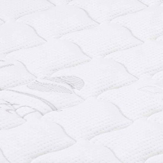 shumee Nakładka na materac, 160 x 200 cm, pianka żelowa, 7 cm