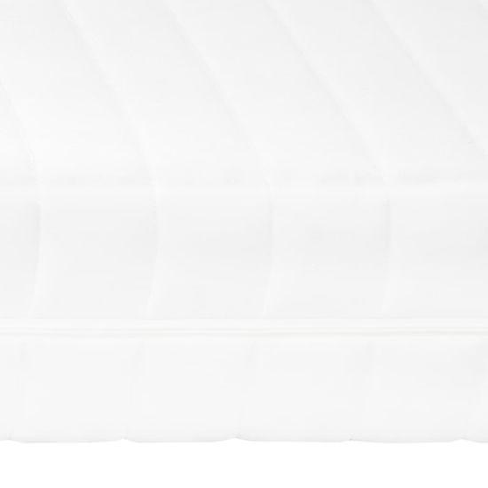 shumee Vzmetnica 160x200 cm 7-conska s PU peno 16 cm H2 H3
