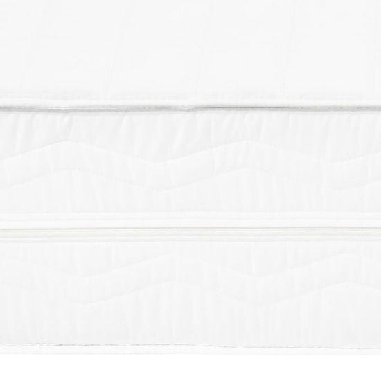 shumee Materac, 120x200 cm, pianka memory visco, 18 cm