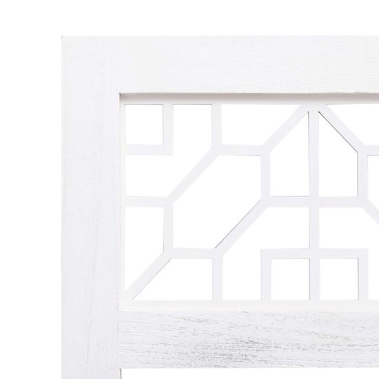 shumee Parawan 3-panelowy, kremowy, 105 x 165 cm, tkanina