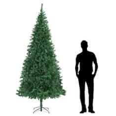 shumee Umělý vánoční stromek 300 cm zelený