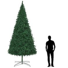 shumee Umělý vánoční strom 400 cm zelený
