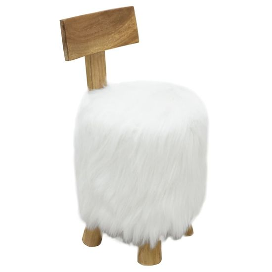 shumee fehér tömör tíkfa ülőke