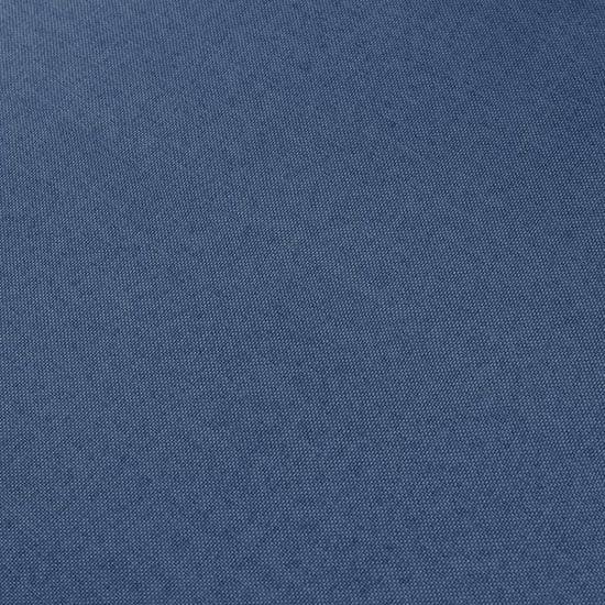 shumee Sedežna garnitura 5-delna blago modra