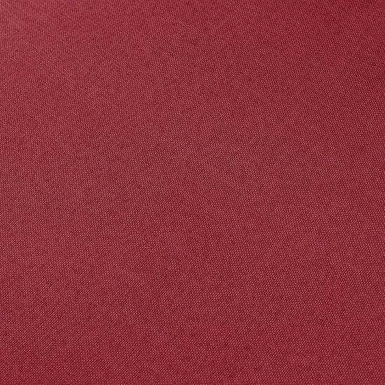shumee Sedežna garnitura 5-delna blago vinsko rdeča