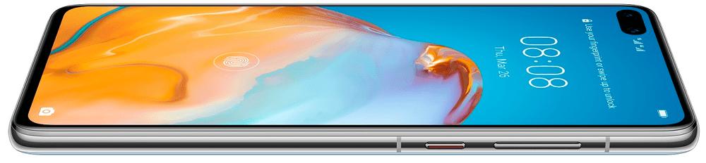 Huawei P40 5G, 8GB/128GB, White