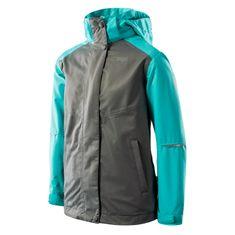 Bejo 503 Elza JRG dekliška jakna, sivo-modra, 152