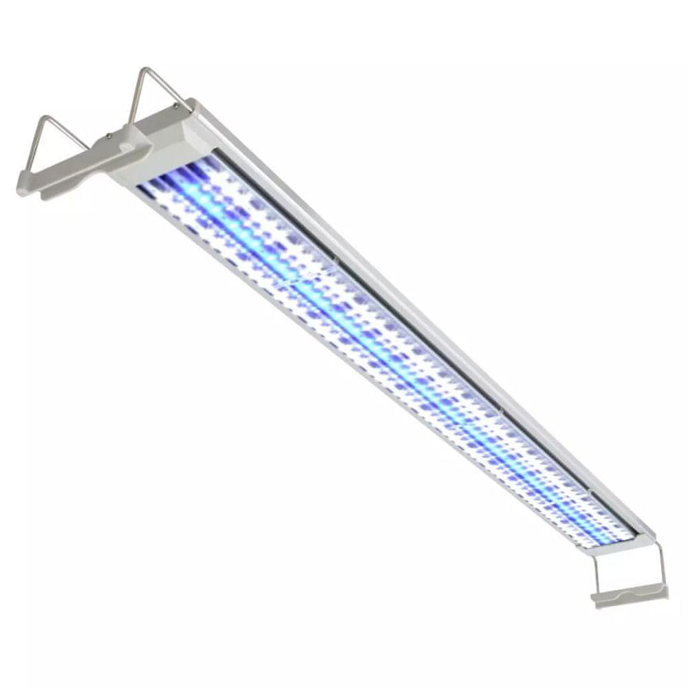 LED akvarijní lampa 100–110 cm hliník IP67