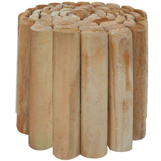 shumee Trávníkový lem polínka impregnovaná borovice 250 x 30 cm