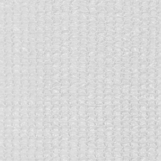 shumee Vonkajšia zatemňovacia roleta, 160x140 cm, biela