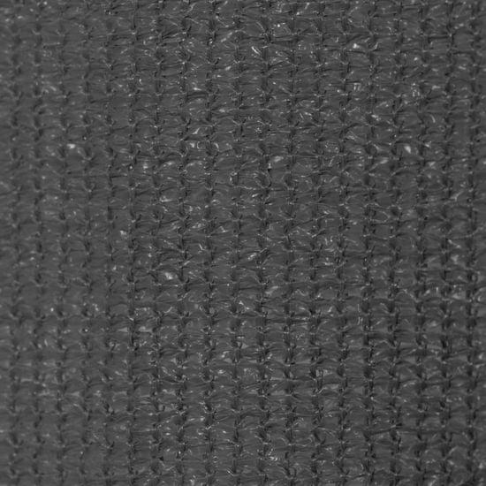 shumee Zunanje rolo senčilo 240x140 cm antracitne barve