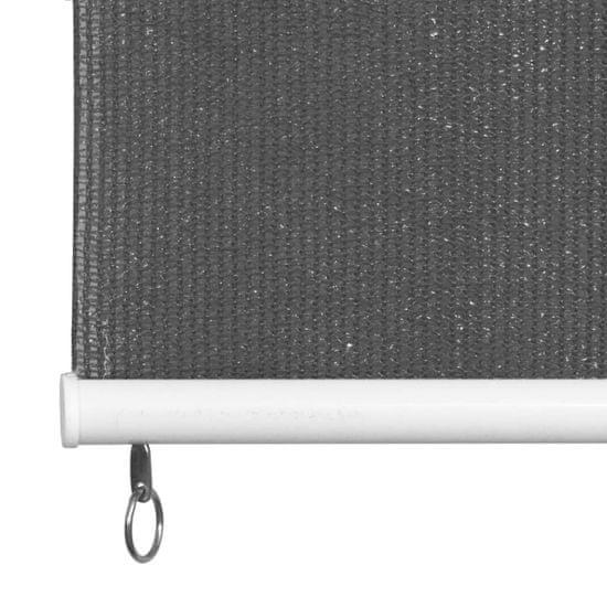 shumee antracitszürke kültéri sötétítő 350 x 230 cm