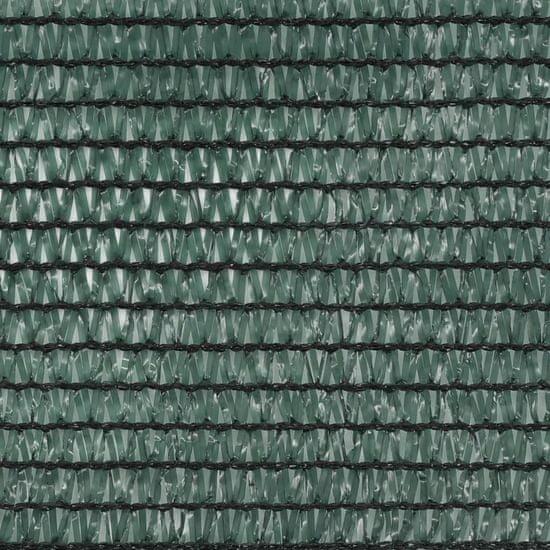 shumee Teniška zaščitna mreža HDPE 1,2x100 m zelena