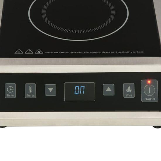 shumee Električna namizna indukcijska plošča z zaslonom na dotik 3500W
