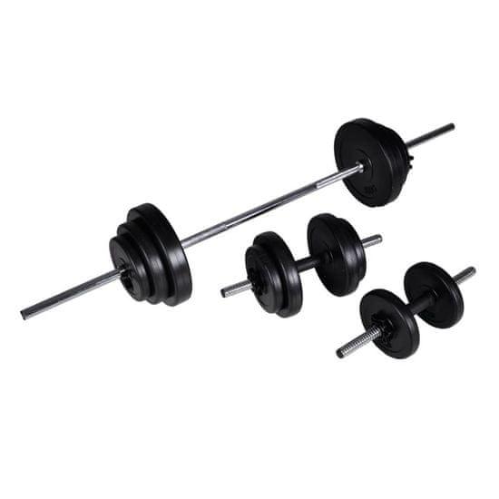 shumee Komplet uteži 30,5 kg