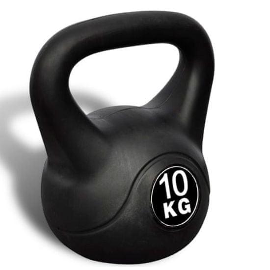 shumee Kettlebell Utež v Obliki Zvona 10 kg