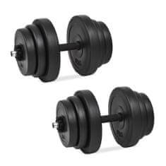 shumee 18 delni komplet uteži 40 kg