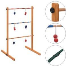 Greatstore Hra Golf Spin Ladder dřevěná