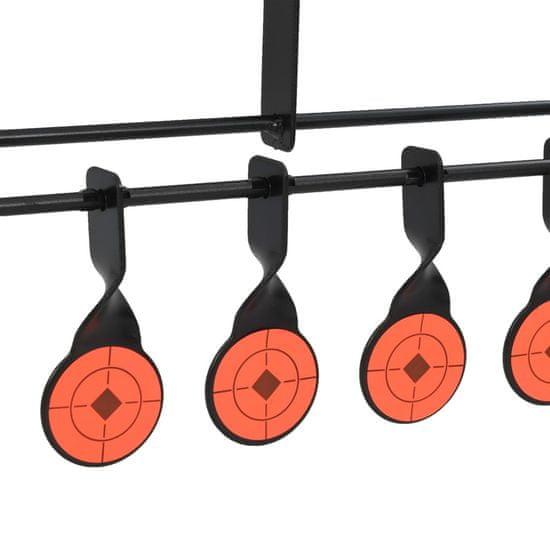 shumee Tarča za streljanje s samodejno ponastavitvijo 8 + 1