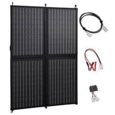 shumee Zložljiv solarni polnilnik 100 W 12 W