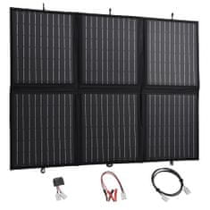 shumee Zložljiv solarni polnilnik 120 W 12 W