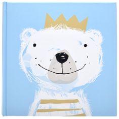Goldbuch Dětské fotoalbum Fortuna modré
